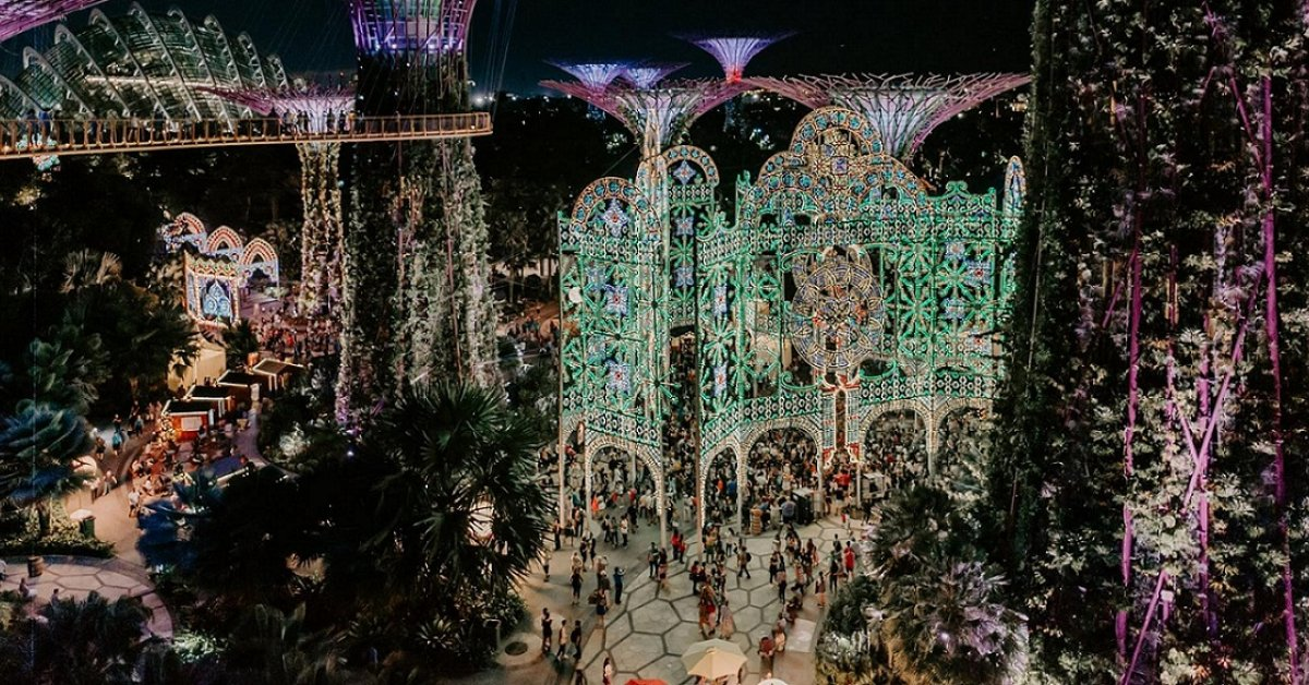 Christmas Wonderland is back this year