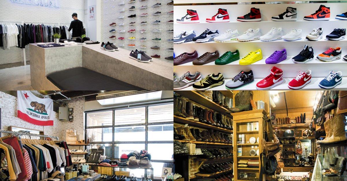 sale retailer 1d577 82ddd Bangkok s best shoes shops for men   BK Magazine Online