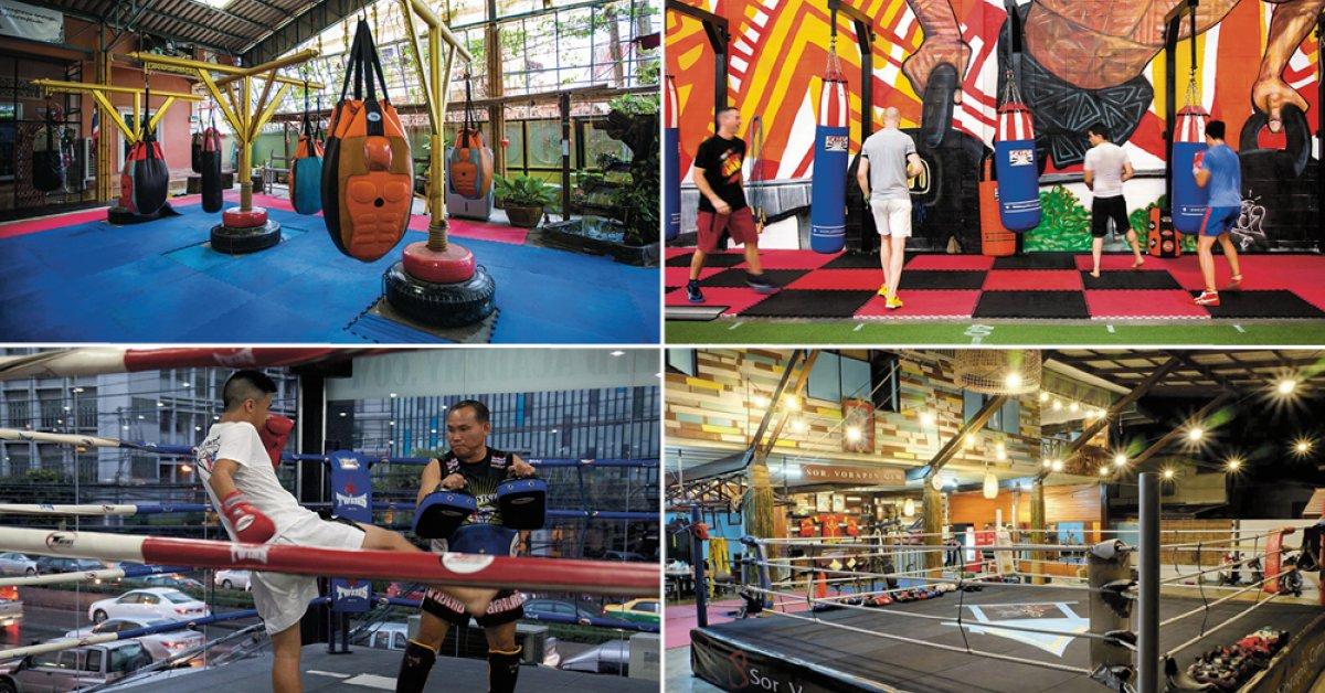 Bangkok's best muay Thai gyms | BK Magazine Online