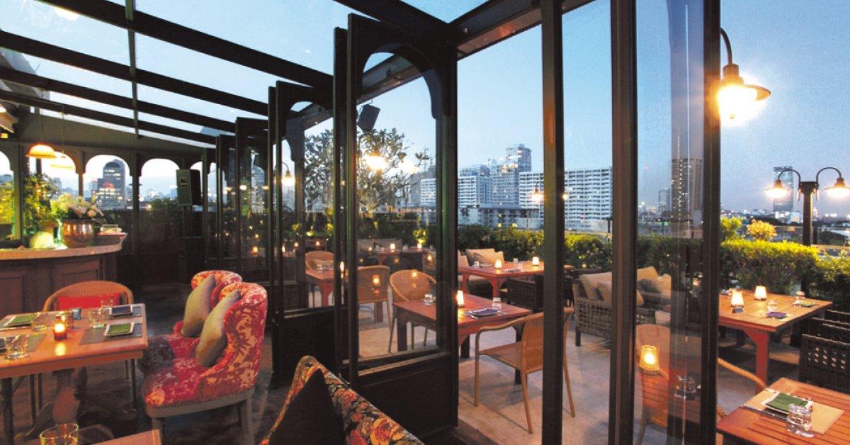 Bangkok's Best Rooftop Bars | BK Magazine Online