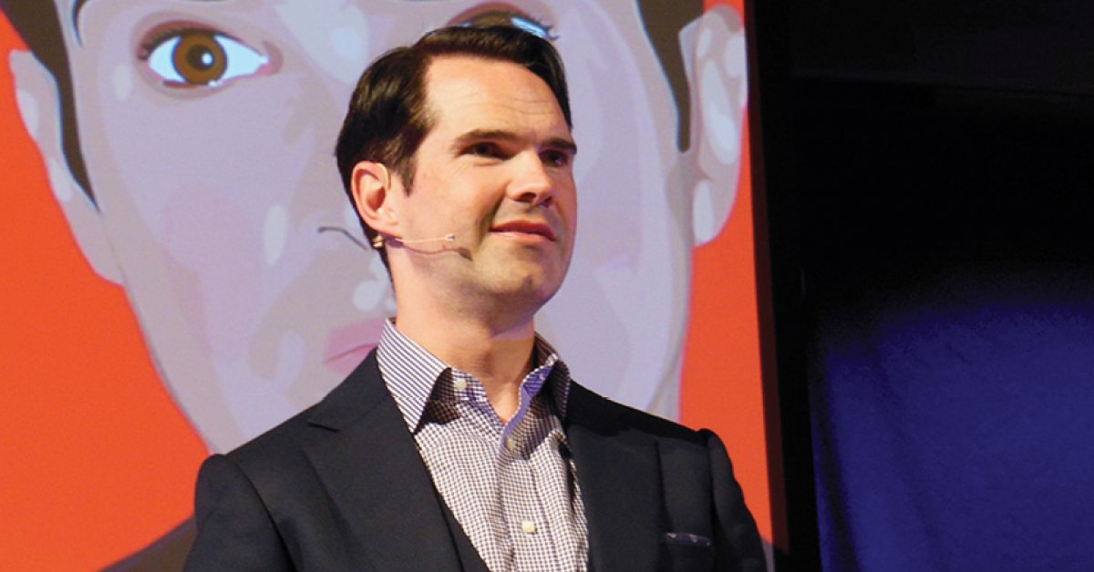 British stand-up comedian Jimmy Carr is coming to Bangkok ...