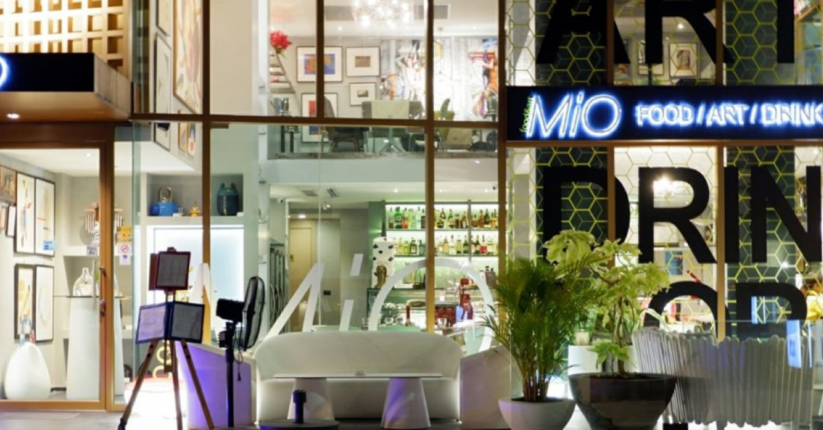 Thonglor's vibrantly modern home of Italian comfort food