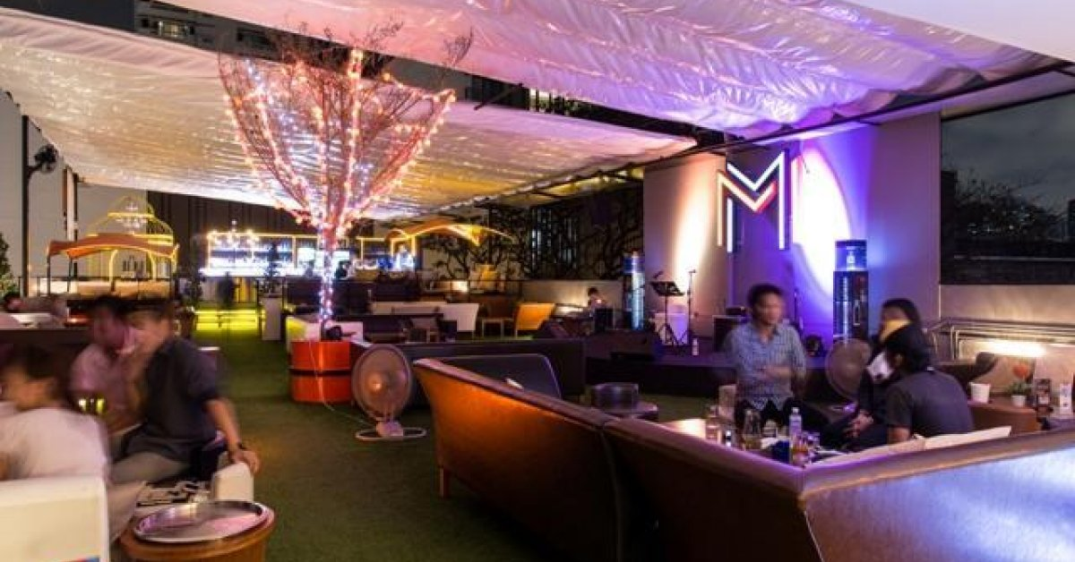 Bangkok's 5 newest rooftop bars to try out this weekend ...