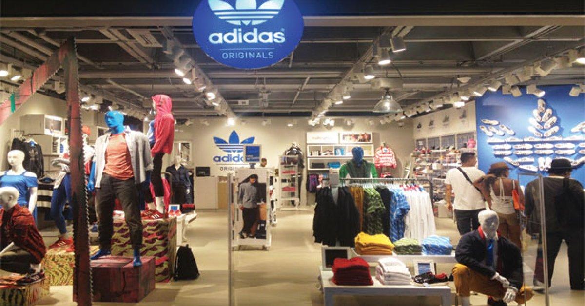 Adidas Originals Concept Store | BK Magazine Online