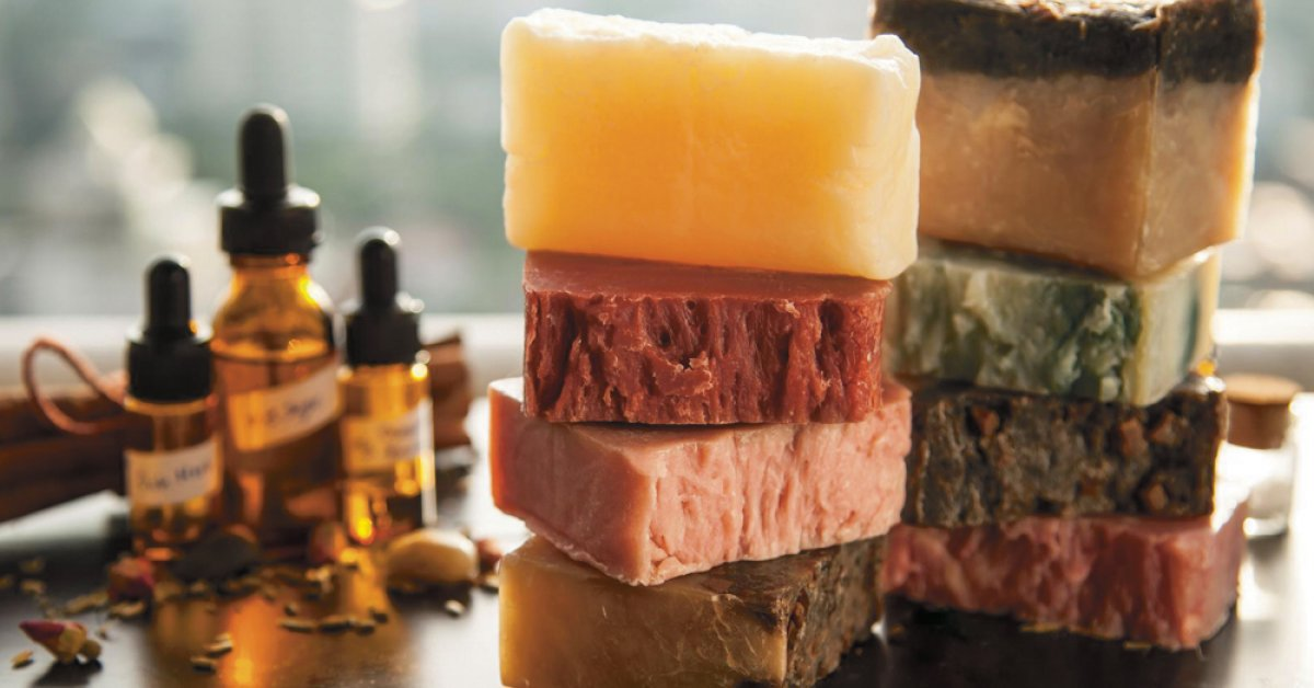 Soap Kitchen S Handcrafted Homemade Soaps Bk Magazine Online
