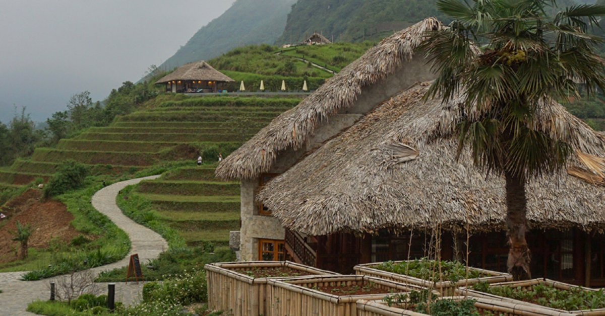 Mountain peaks, hill tribes, rice terraces, waterfalls, markets and Gothic arcitechture: Sapa has it all.