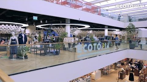Embedded thumbnail for This mall is dedicating an entire floor to Bangkok's best eco-friendly products