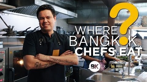 Embedded thumbnail for Where Bangkok Chefs Eat episode 2: 100 Mahaseth