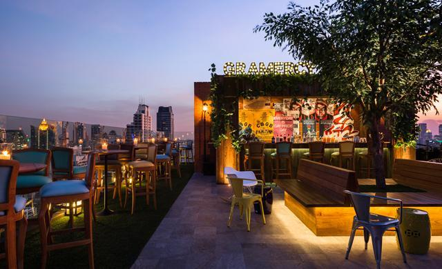 Bangkok S 5 Newest Rooftop Bars To Try Out This Weekend