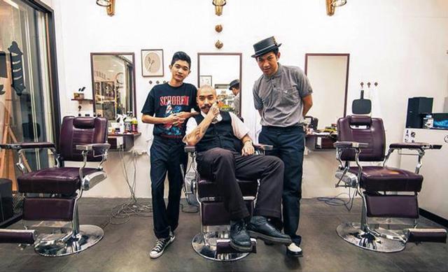 Barber Brothers : Bangkoks new wave of barbershops BK Magazine Online
