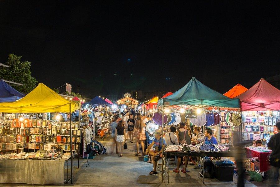 Bangkok S 7 Coolest Night Markets Bk Magazine Online