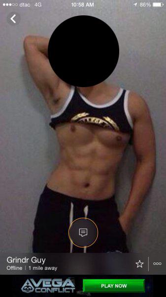 gay male escort masseur bangkok