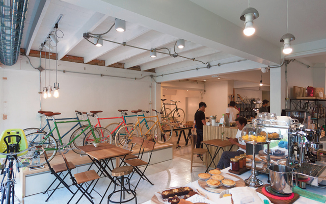 Coffee Beans Online >> Bangkok's new wave of bike cafes | BK Magazine Online