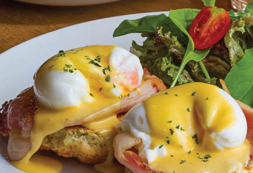 Breakfast Cafes Melbourne City