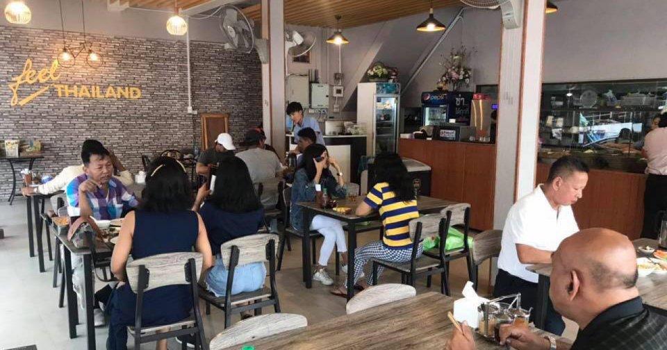 Feel Myanmar Restaurant offers a taste of Yangon