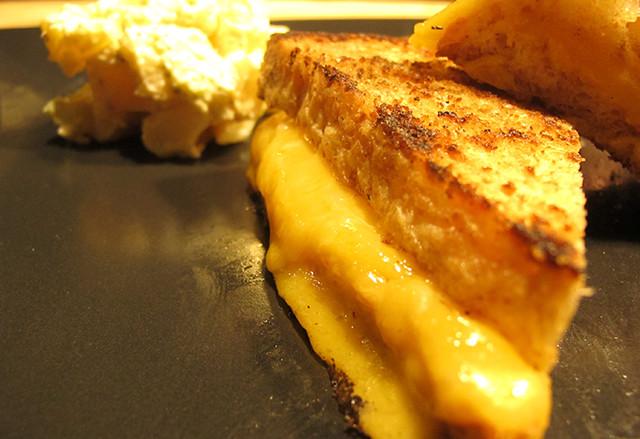 Bangkok's best grilled cheese sandwiches   BK Magazine Online