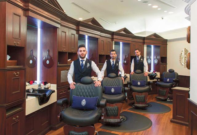 Bangkoks New Wave Of Barbershops BK Magazine Online