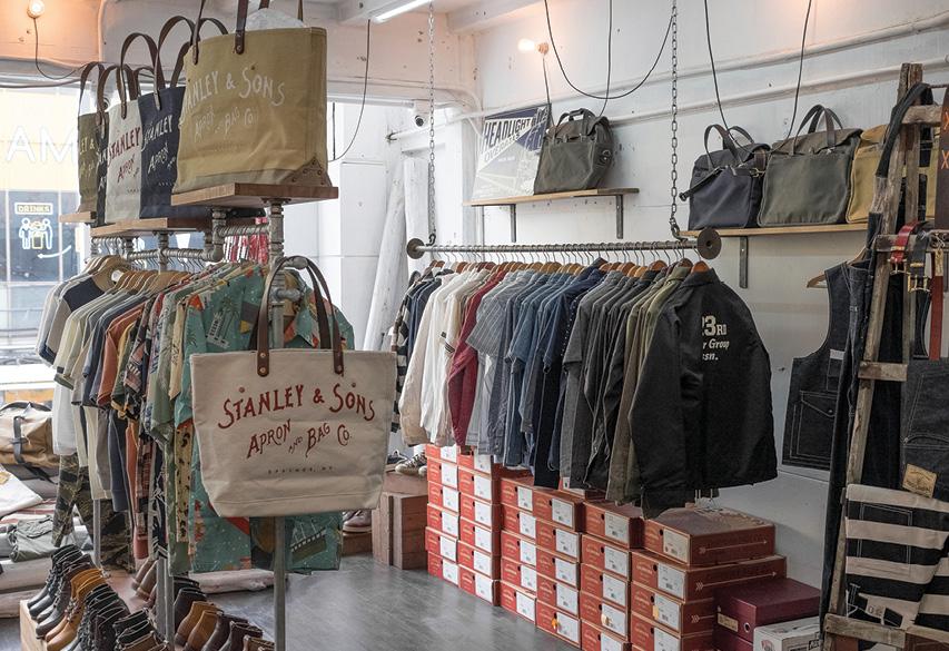 Bangkok's best men's shops   BK Magazine Online
