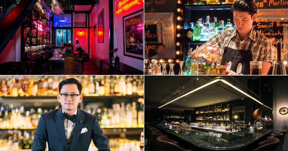 Bangkok nightlife pros pick their favorite, most important bars of 2018