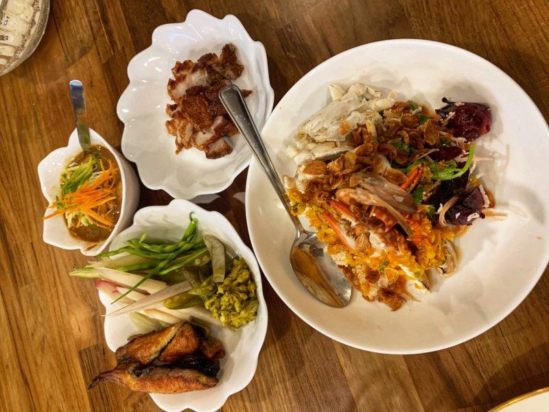 Samrub for Thai comes from Nahm's former head chef