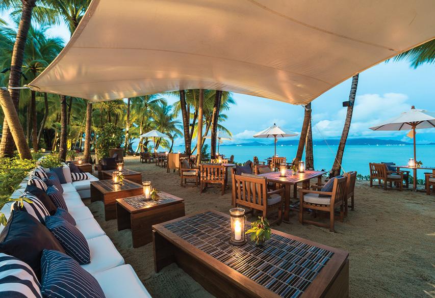 Koh Samui S Best New Openings Resorts Beachside Bars