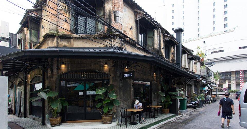 Singapore's hippest coffee roaster opens flagship Bangkok cafe