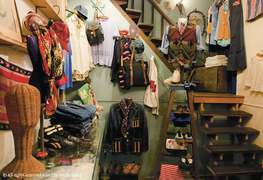 Bangkok\'s best vintage stores | BK Magazine Online