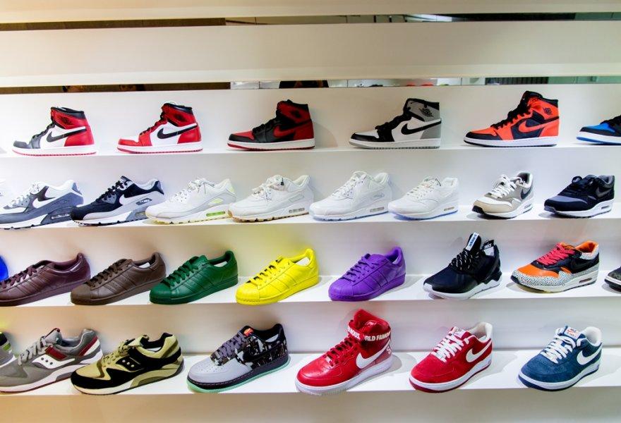 Bangkok Shoes Prices