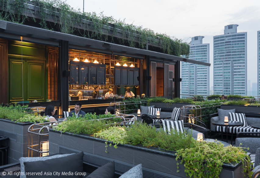 A guide to Bangkok's best rooftop bars | BK Magazine Online