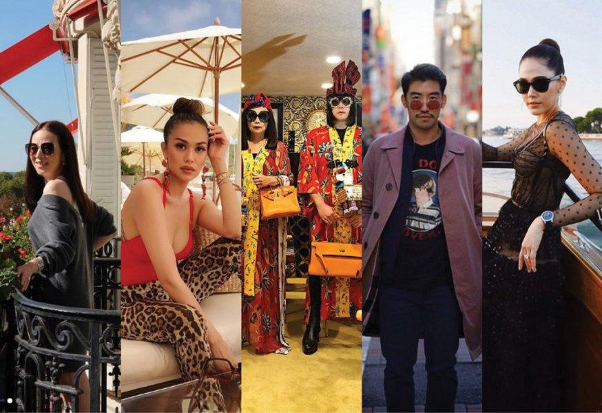 Crazy Rich Bangkokians