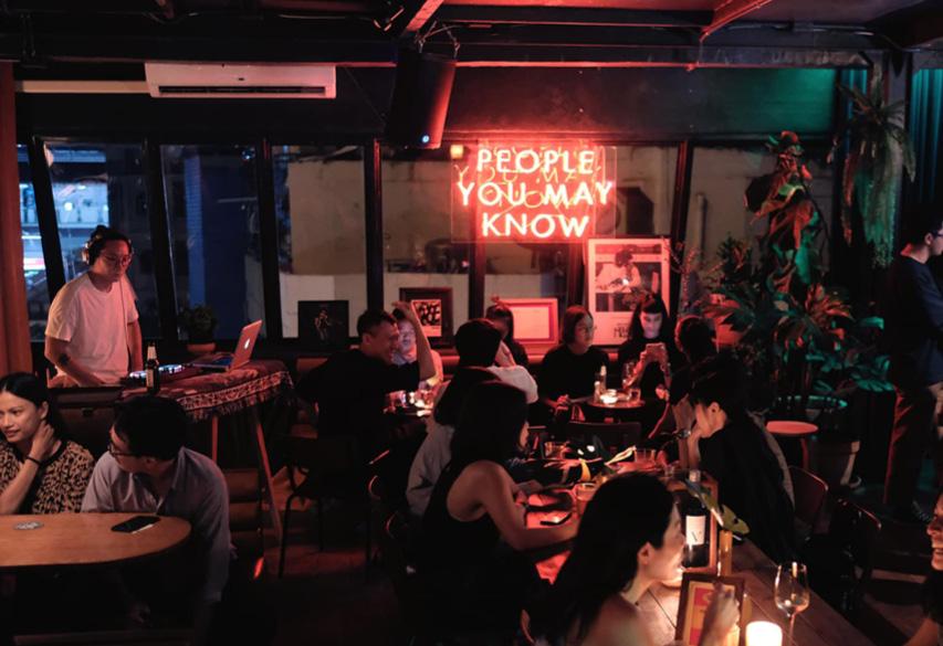 Phrom Phong's Mutual Bar is already a hit