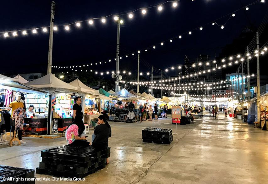 Neon Night Market Bk Magazine Online