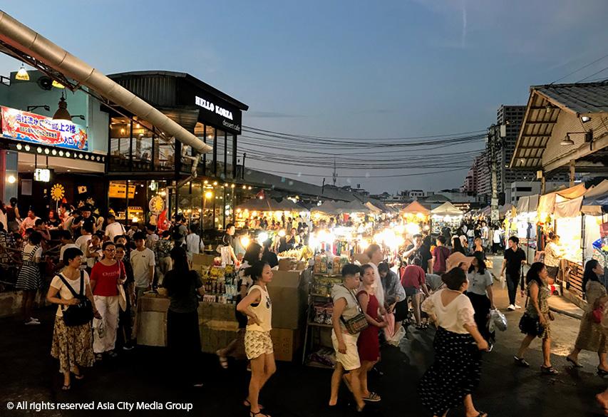 These Night Markets Make Bangkok An After Dark Shopping Mecca Bk Magazine Online