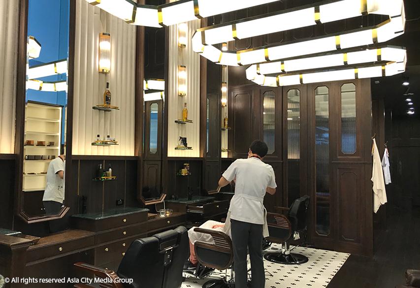 Black Amber Barber Shop (Sathorn) | BK Magazine Online
