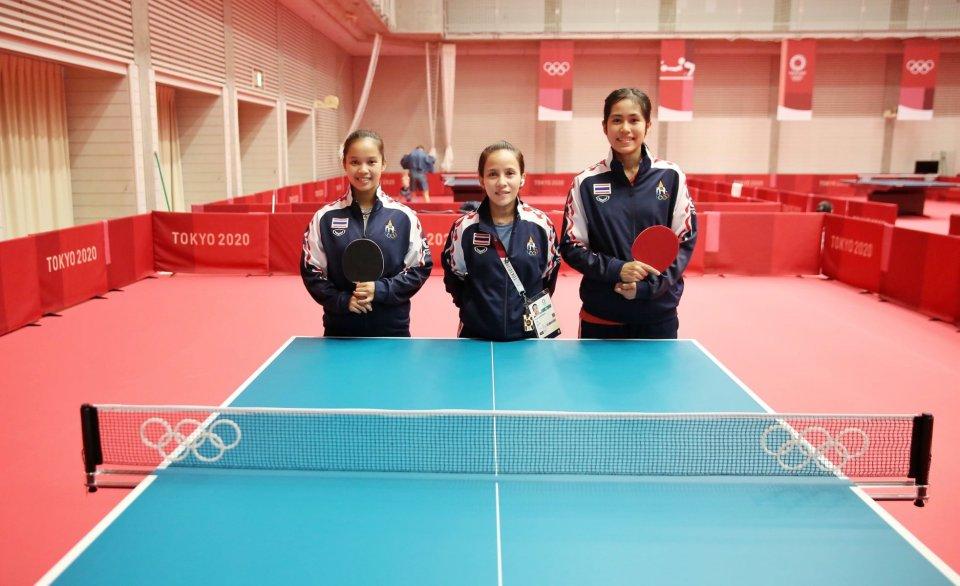 Photo: Table Tennis Association of Thailand