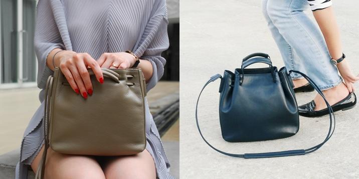 132ad05328d7 8 Luxury Bags From Thai Designers That Won T Break The Bank Bk. Leather  Handbag