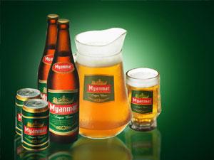Акция компании Myanmar Beer